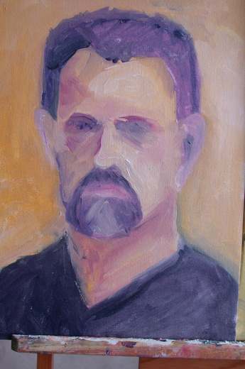 Portrait of Bear