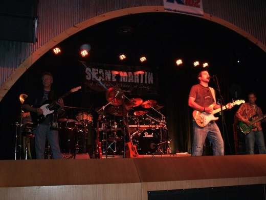 Untitled image for Shane Martin