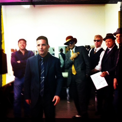 Untitled image for The Tangiers Blues Band