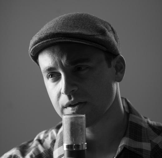 Portrait of Ben Barbic