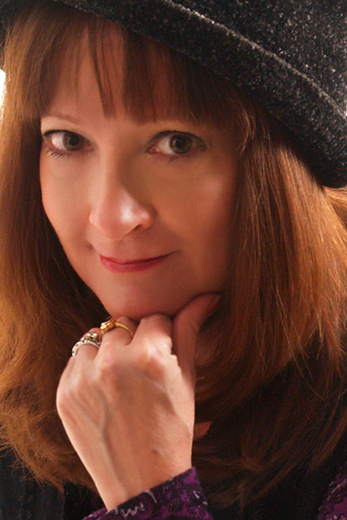 Portrait of Fran Schultz