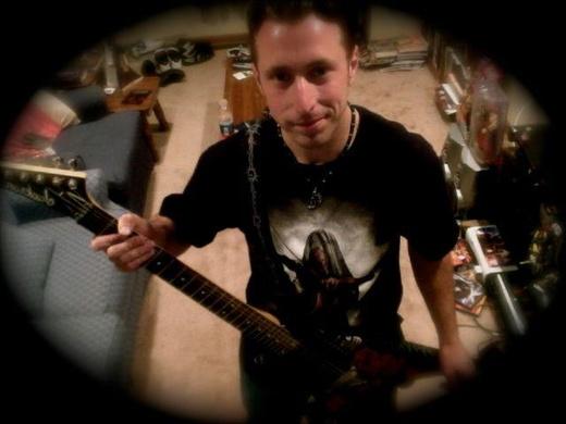 Portrait of Eric Pellegrini