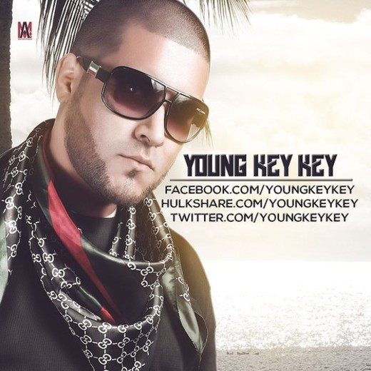 Portrait of Young Keykey