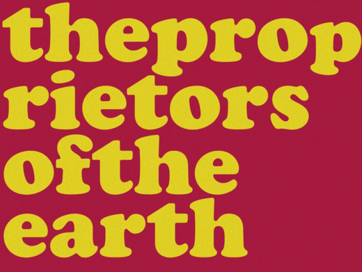 Untitled image for Proprietors of the Earth