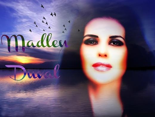 Portrait of Madlen Duval