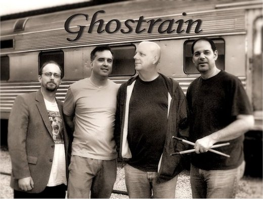 Portrait of Ghostrain