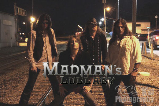 Portrait of Madman's Lullaby