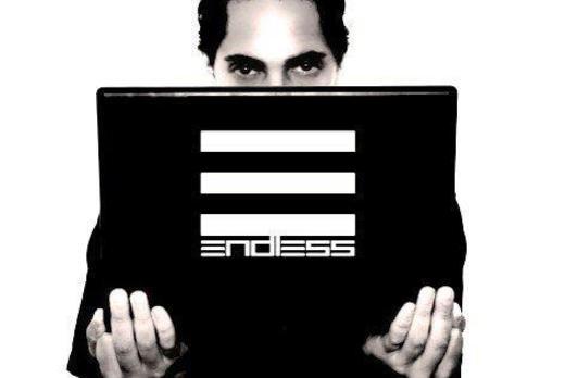Portrait of DJ Endlesss