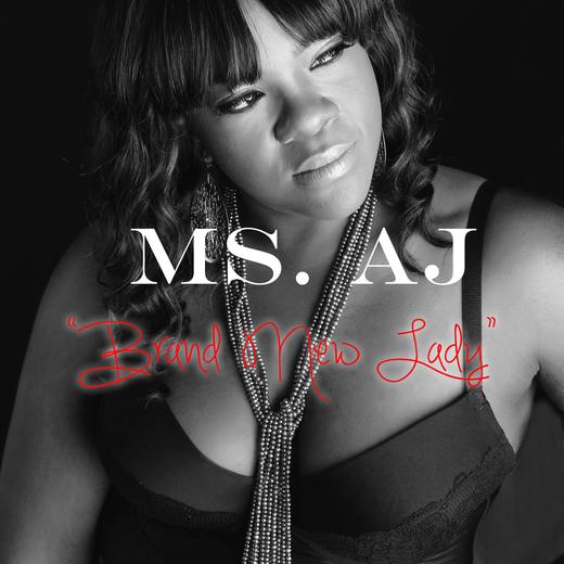 Portrait of Ms. AJ