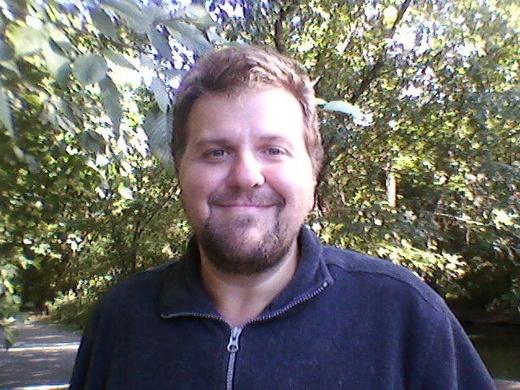 Portrait of Tim McQuay