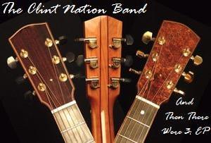Portrait of Clint Nation Band