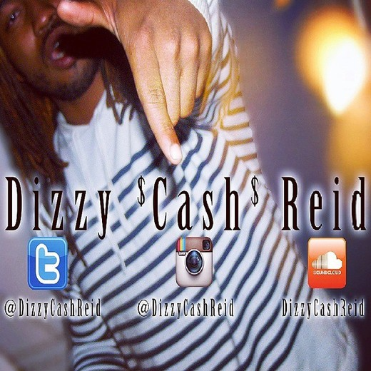 Portrait of Dizzy Cash Reid