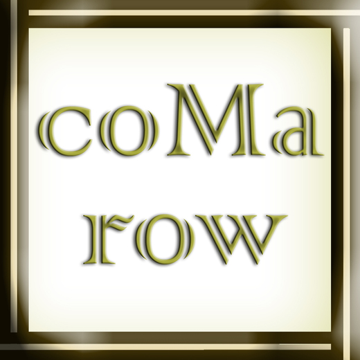 Portrait of Coma Row
