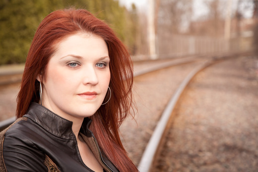 Portrait of Breanne Primeau