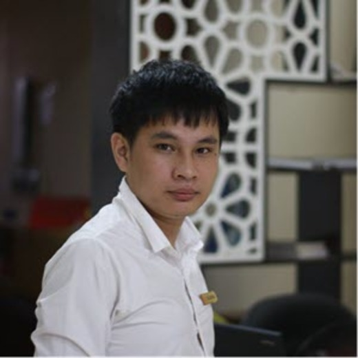 Portrait of BTV Nguyễn Sơn