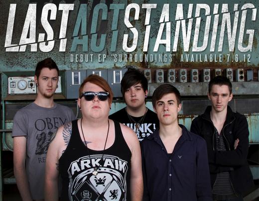 Portrait of Last Act Standing