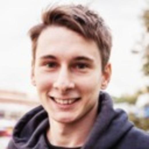 Portrait of JamieMay