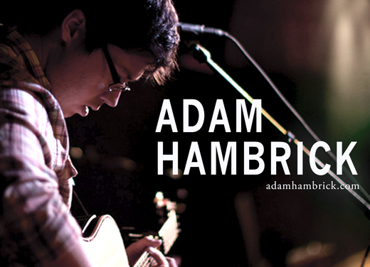 Portrait of Adam Hambrick