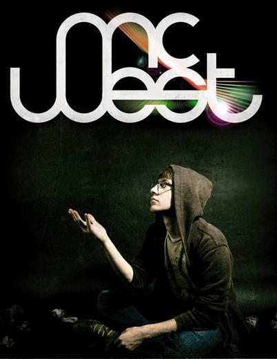 Portrait of MC West