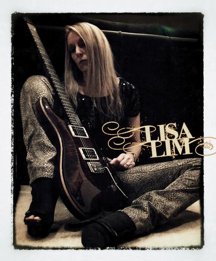 Portrait of LisaLim