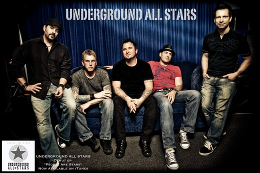 Portrait of Underground All Stars