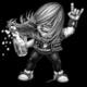 Portrait of Rock_solitario