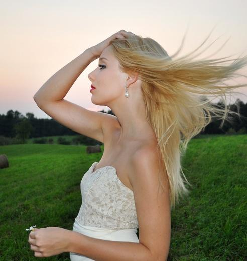 Portrait of Adrienne Taylor