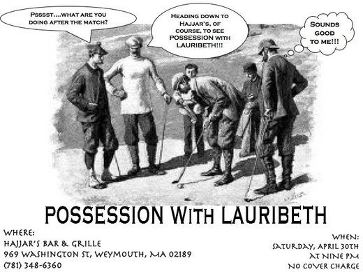 Untitled image for POSSESSION with Lauribeth