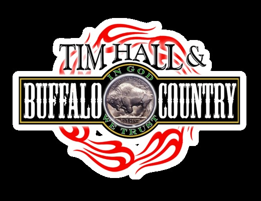 Portrait of tim hall and buffalo country
