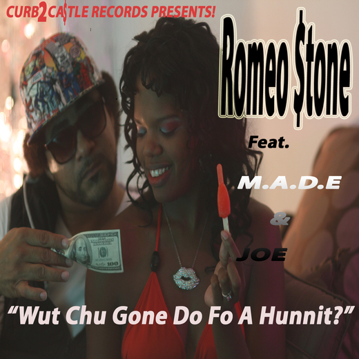 Portrait of Romeo Stone