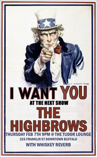 Untitled image for The Highbrows
