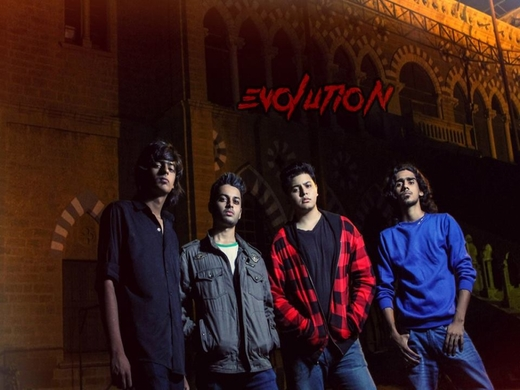 Untitled image for EVOLUTION