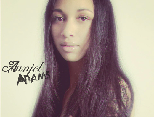 Portrait of Aunjel Adams