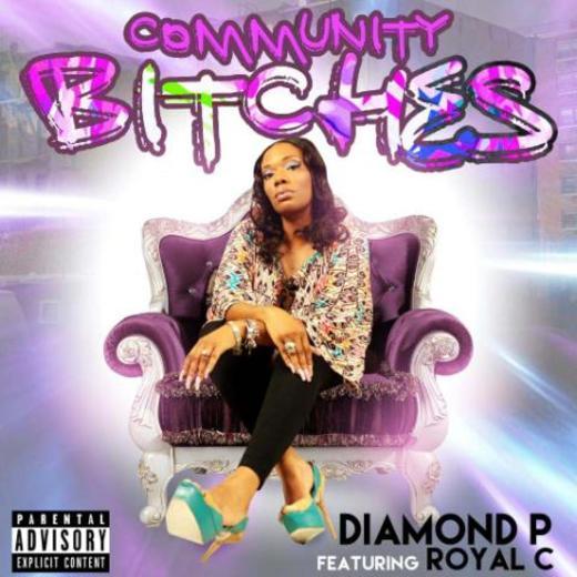 Portrait of Diamond P