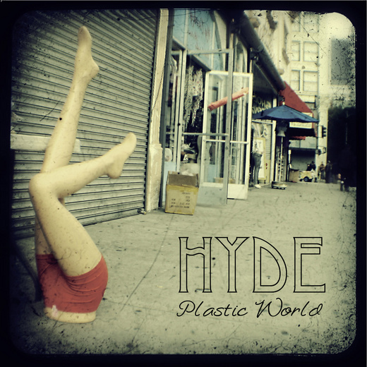 Portrait of HYDE
