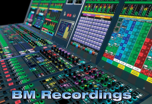 Untitled image for BM recordings