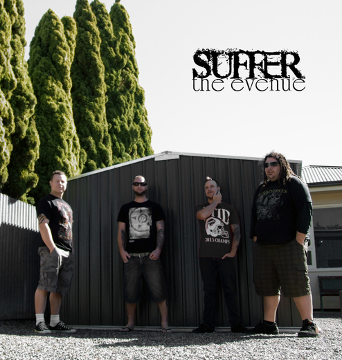 Untitled image for Suffer The Evenue