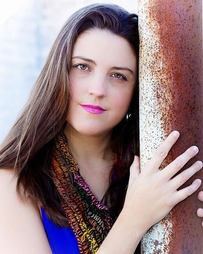 Portrait of Carmen Melton Bennett (Taylor)