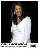 Portrait of Della Robinson