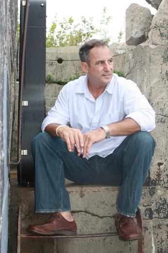 Portrait of john debortoli