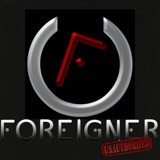 Untitled image for FOREIGNER UNAUTHORIZED