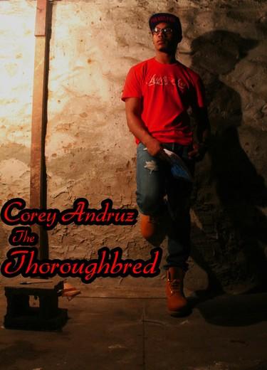 Portrait of Corey Andruz