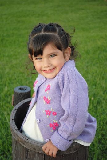 Portrait of Daniela