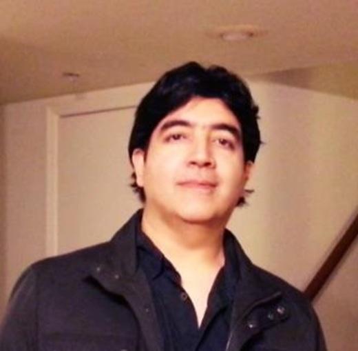 Portrait of Sandeep Khurana