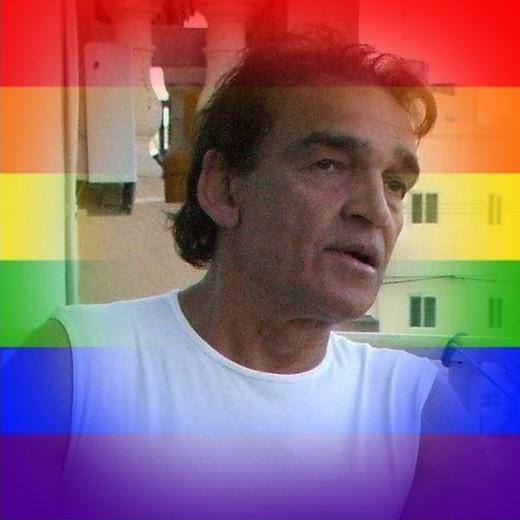 Portrait of Jean marc Mariole