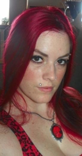 Portrait of RubySkeleton