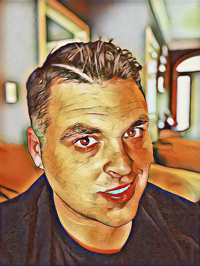 Portrait of Chris Howes