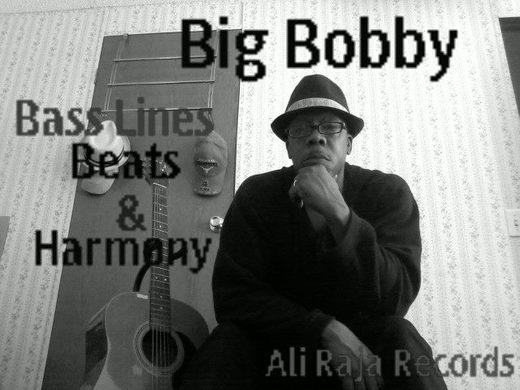 Portrait of Big Bobby