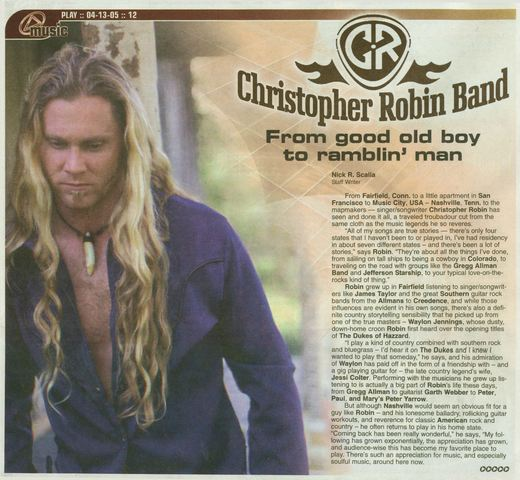 Untitled image for ChristopherRobinBand