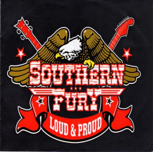 Portrait of Southern Fury